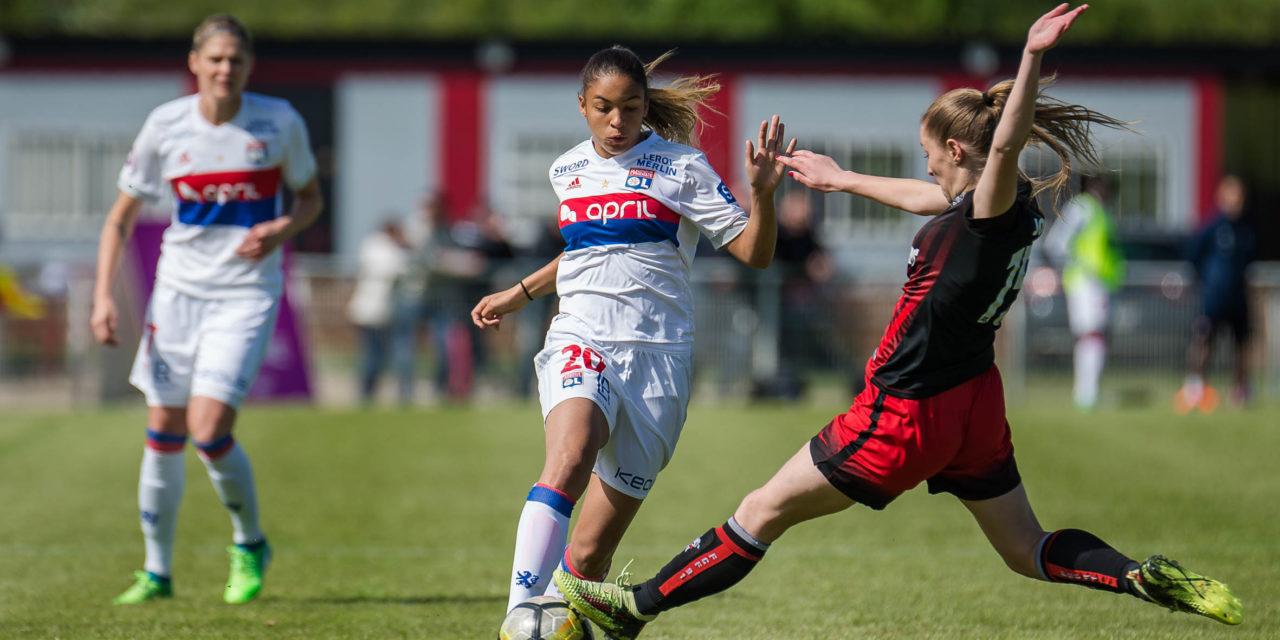 FC Fleury 91 – 19e J – L'OL face à un coriace Fleury avec un superbe souvenir pour Marine Haupais, rare buteuse et là, face à l'OL