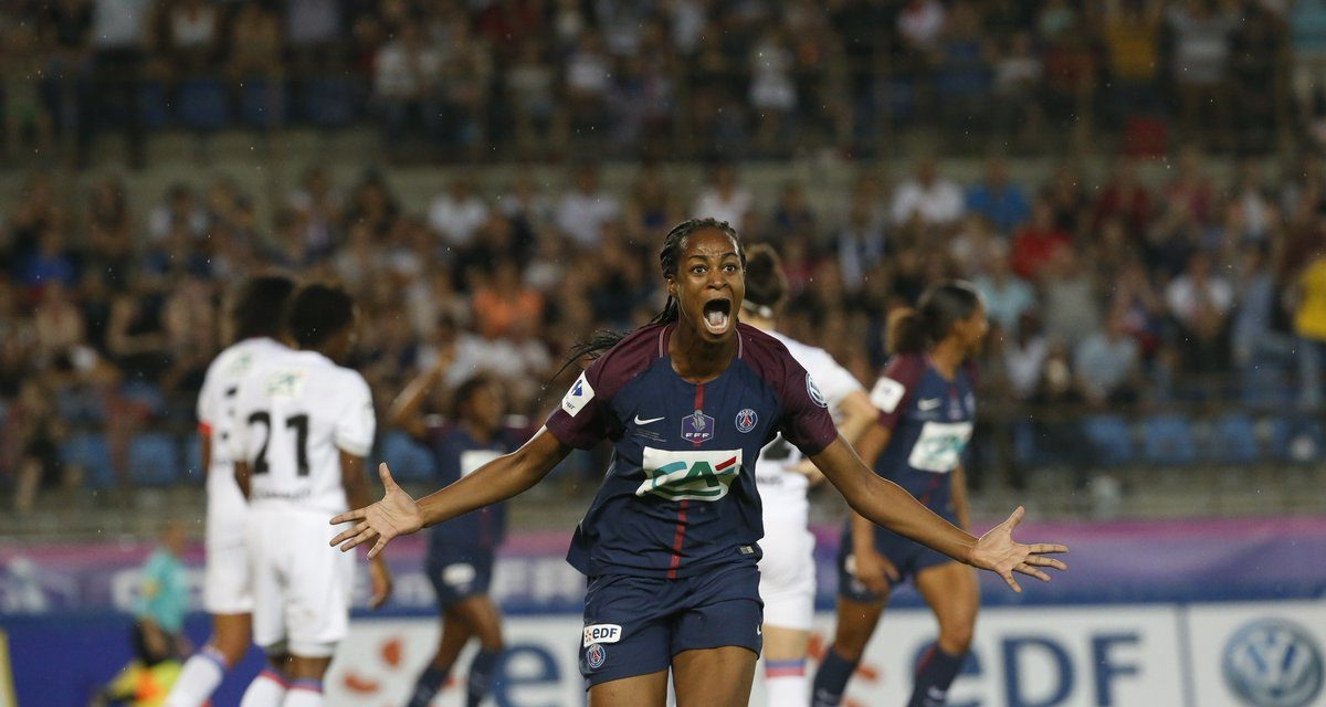 Finale CDF – PSG (1-0) OL – Le PSG et Katoto, déterminés, ont eu le Ciel avec Elles !