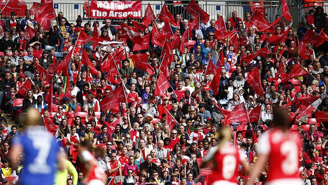 SSE Women's FA Cup – Finale – DERBY LONDONIEN – L'historique Arsenal contre l'européen Chelsea Ladies