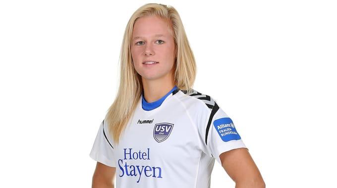 Bundesliga – Annalena Breitenbach (Jena) : «Donneuse de vie, donneuse de moëlle !»