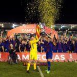 Coupe de la reine – Le FC Barcelone remporte à la 119′ la Coupe (1-0) contre l'Atletico