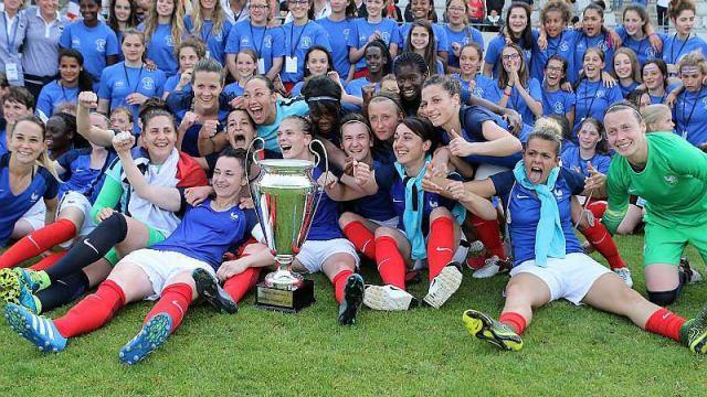Bleues militaires – Championnat du Monde aux USA «Une équipe très D1F»