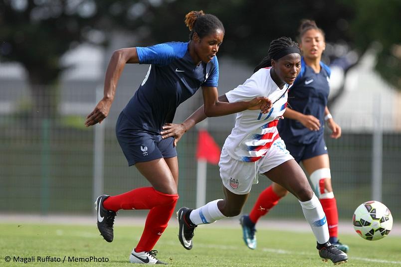 Sud Ladies Cup – Les USA l'emportent (3-1) sur les Bleuettes