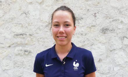 Mondial U20 – Portrait – Marion Rey, joueuse évoluant au FC Bâle, choisie dans les 23 !