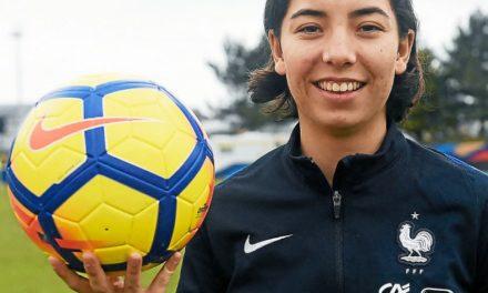 Mondial U20 – Annahita Zamanian, française de Suède, d'origine iranienne, née à Londres !