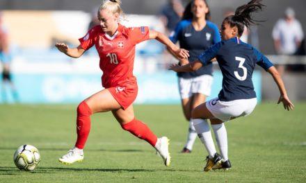 EURO- U19F – La Suisse se tape les Champions du Monde (2-2)