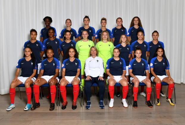 EURO U19 F – La France 2018, en phase d'apprentissage, rentre à la maison.