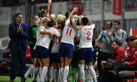 Mondial – Qualification de l'Angleterre – En football féminin, l'Angleterre ne veut pas de Brexit !