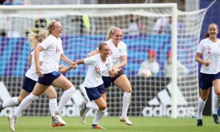 Mondial U20 – Les Bleuettes perdent sur le fil (1-1, 4 tab à 2) et se range quatrième du mondial derrière l'Angleterre