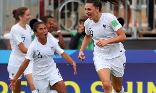 MONDIAL U20 – En claquant (4-0) aux Pays-bas, les Bleuettes se sont mises au niveau de leur ambition