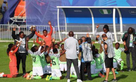 Mondial U20 – Le destin divin à la 95′ du Nigéria. 3 buts d'Haïti par Mondesir. Les petits se sont bien battus dans ce Mondial