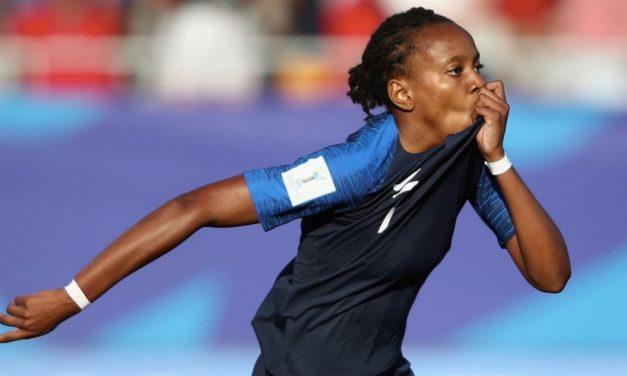 Mondial U20 – J1 – Les Bleues s'envolent (4-1) face au Ghana