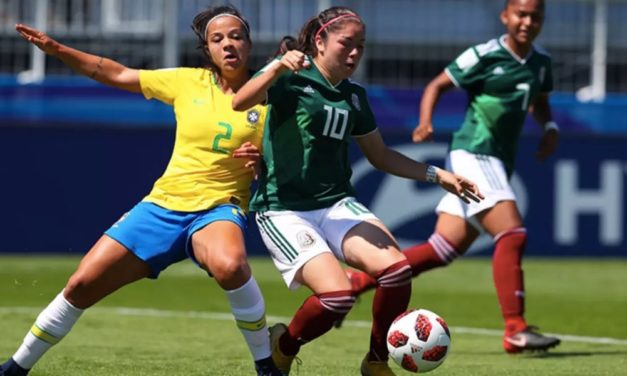 Préparation France 2019 : le Mexique, sa dernière préparation pour son tournoi de qualification au Mondial 2019