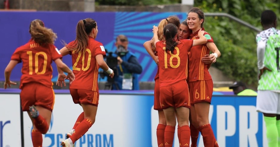 Mondial U20 – L'Espagne fait le métier (2-1) face au Nigéria, et se pose en demi-finale.