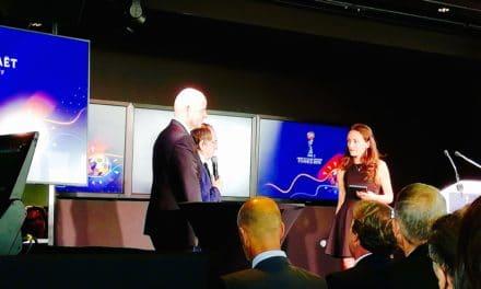 Conférence ouverture billetterie : «Une coupe du Monde, c'est le Top du Top !» Gianni Infantino.