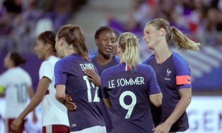 France (4-0) Mexique : Corinne Diacre est déjà totalement avec l'exigence de Juin 2019