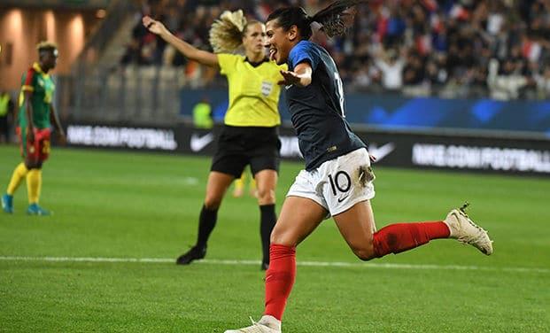 Préparation – France (6-0) Cameroun – «Les Bleues assurent au Stade des Alpes»