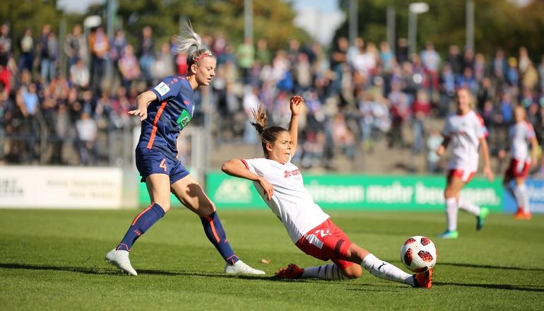 BUNDESLIGA – DE BERLIN, La J3 de la Allianz Frauen-Bundesliga : «Francfort, champion d'Europe 2015 et quadruple vainqueur, relégable à la 11e place !»
