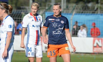 D1F – 7e Journée – Montpellier (11-0) et le PFC (0-2) se relancent, OL et PSG, au chaud devant !
