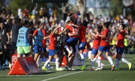 Préparation Mondial 2019 – le Chili, historique face à l'Australie. La Suède s'impose en Angleterre.
