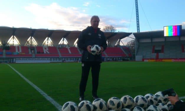 Horst Hrubesch – Le Géant allemand, qui a redonné confiance à la Mannschaft