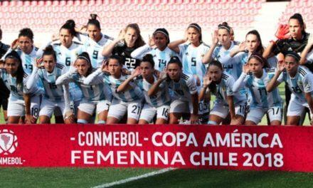 Mondial 2019 – 3e ticket Amérique – L'Argentine (4-0) contre le Panama, bien partie pour être en France !