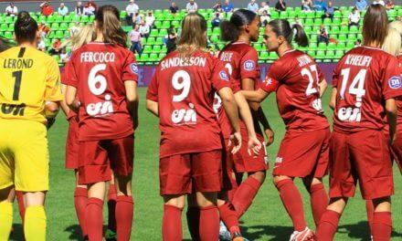 D1F – Metz sort de la zone rouge, Montpellier et le Paris FC reforment le Top Four, Lille se met en danger. Le PSG l'emporte difficilement à Rodez (1-2)