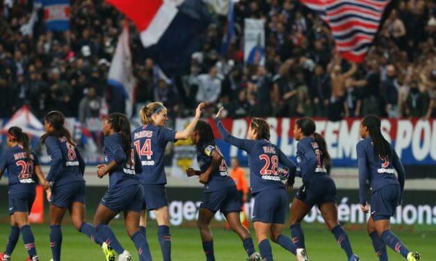 D1F – Les jeux sont faits pour l'Europe avec l'OL et le PSG. Montpellier (3) a un coup d'avance. Rodez relance la dernière place.