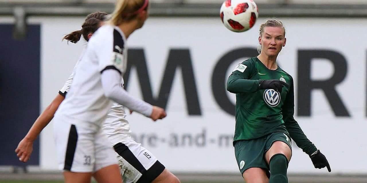 Allianz Frauen-Bundesliga 13è J – Neige, Wolfsburg mis en difficulté, trêve de deux mois et un Bayern-Wolfsburg en fanfare !