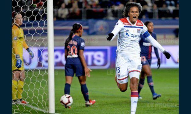 D1F – La meilleure joueuse pour cette mi-saison : Wendie Renard et son égalisation face au PSG