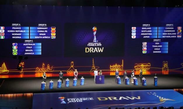 Mondial 2019 – La France bien servie, comme les autres têtes de série d'ailleurs !